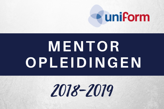 mentoropleiding 2018-2019 uniform